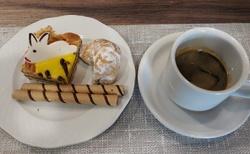 Krakov - snídaně v hotelu
