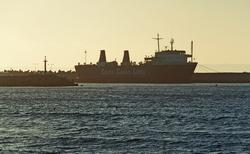 přístav Rethymno