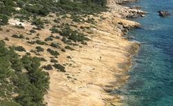 Pláže najdete i opuštěné, ale přístup k nim je dobrý