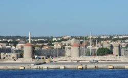 Rhodos přístav