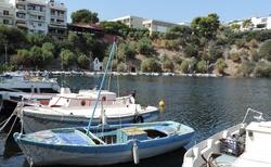 Agios Nikolaos - jezero Vulismeni Almyri