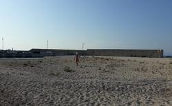 Ammoglossa beach