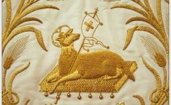 Sváteční roucho - beránek boží