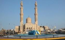 mešita v Hurghadě