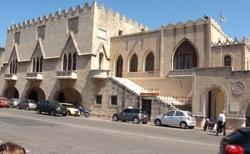 Rhodos - Guvernérský palác