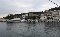 Lodní výlet okolo Thassosu
