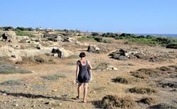 Hrobky Kralov v podzemi Pafosu